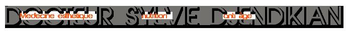 Médecin esthétique et nutritionniste Marseille – Sylvie Djendikian Logo